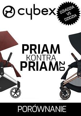 Cybex Priam vs. Priam 2.0